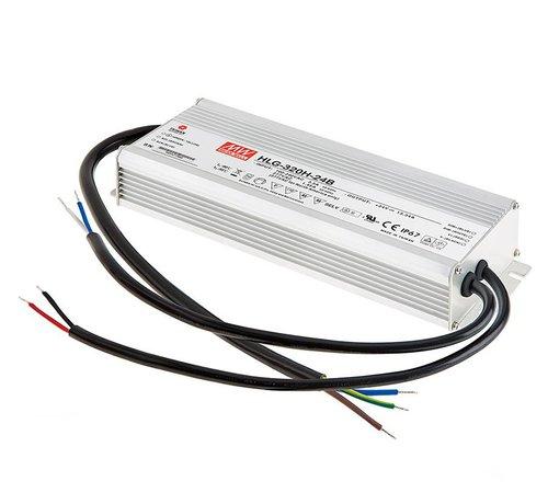 HLG-120H-24B led driver 24VDC-120W IP67 dimbaar