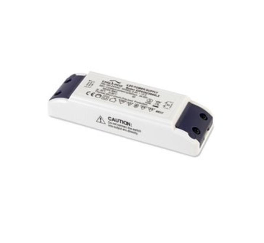 Led driver 700mA/1-4Watt niet dimbaar IP67