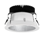 Intra Lighting Nitor RV HE LED downlighter IP20 8-38Watt