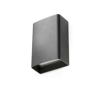 Leds-C4 Clous Led wall fixture 9W-3000K down