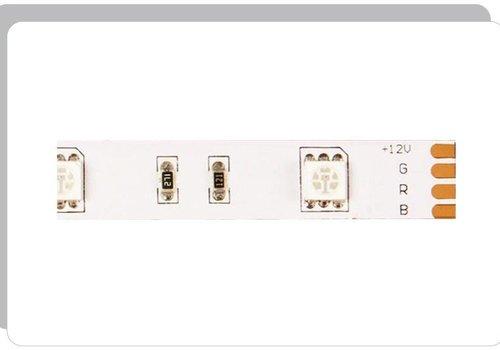QX Basic 5 mtr 24V-14,4W  RGB ledstrip 60 leds/p.mtr