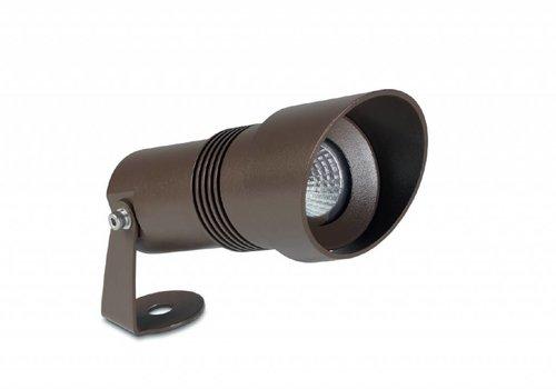 Leds-C4 Micro spotlight 3Watt met grondpin en div accessoires