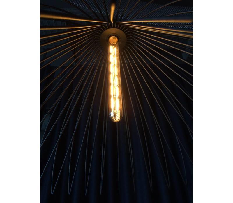 T30-225 Led filament buislamp  6W-2200K dim