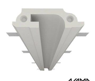 NAMA Athina 01 trimless inbouw Led profiel 150cm recht