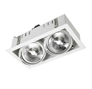 Leds-C4 Multidir Trim richtbare inbouwspot led 2 x AR111-G53