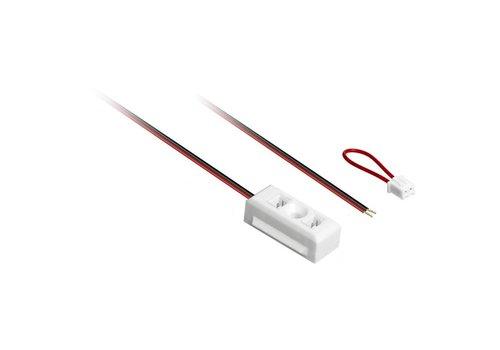 Alupro Miniplug LED serie verdeler 2-voudig