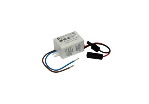 Mini driver 350mA - 1-4,2Watt IP44