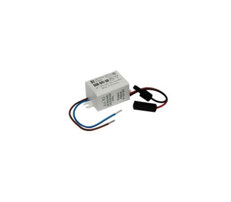 Mini driver 350mA - 1-4,2Watt IP44