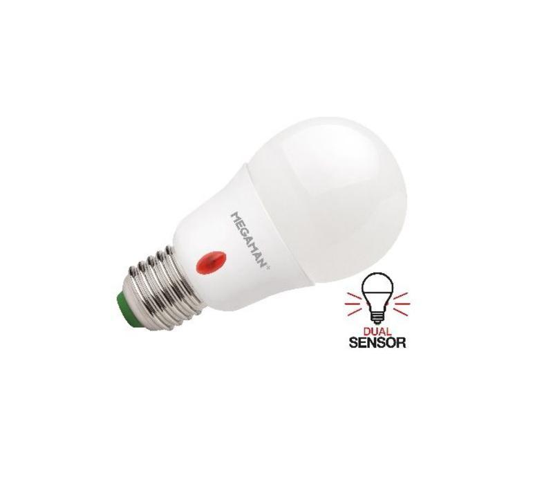 MM07265 LED Sensor 6Watt-2800K (50W) E-27