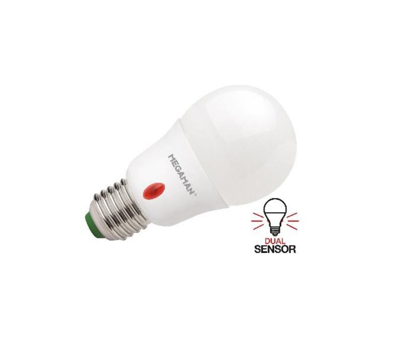 mm07267 led sensor 95watt 2800k 60w e 27