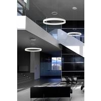 Circ led hanglamp Ø1000mm wit