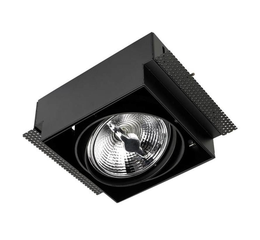 Multidir Trimless richtbare inbouwspot led voor AR111-G53 ledlamp