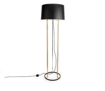 Grok Premium vloerlamp 3 x E-27 1568mm Ø500mm