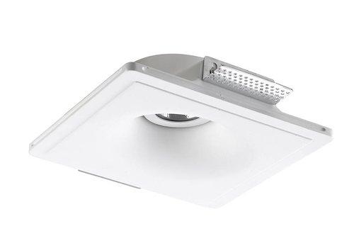 Leds-C4 GES richtbare trimless gips inbouwspot voor 50mm ledlamp