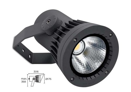 Leds-C4 Hubble spotlight 33Watt 3589lm 10-35 graden reflector