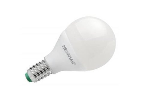 Megaman LED MM03927 kogellamp 2W (15W) 2800K E-14 op=op