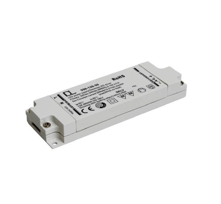 Eco-C led driver 350mA 4-8 Watt dimmable phase cut-on / off
