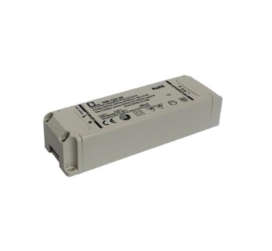 Eco-C led driver 350mA 24-37Watt dimmable phase cut-on / off