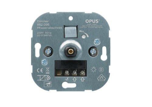 Opus Fase afsnijding dimmer 20-315Watt