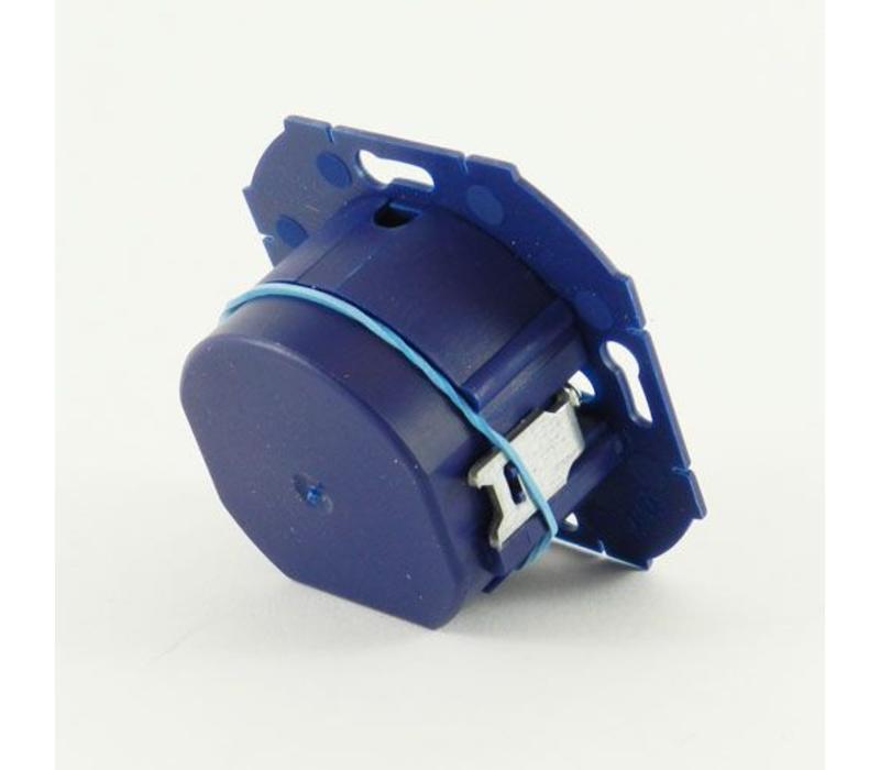 Led muurinbouw dimmer 3-35Watt voor draai-drukknop