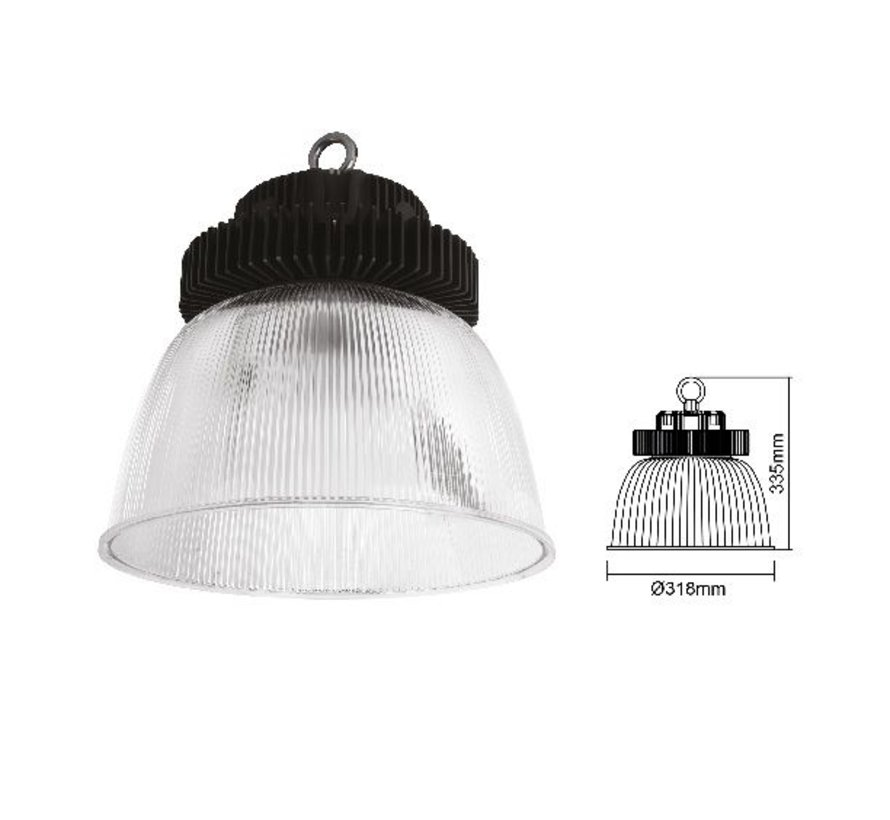 MM05296 Luster Led hanglamp 65W-4000K IP67