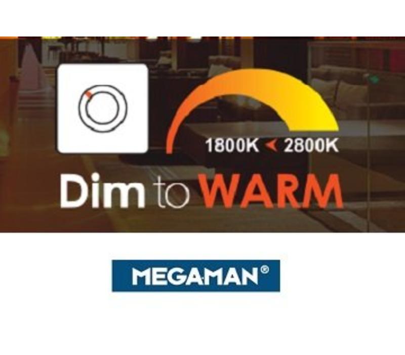 MM08400 AR111 G53 350mA-12W/24gr Dim to Warm  CRI97