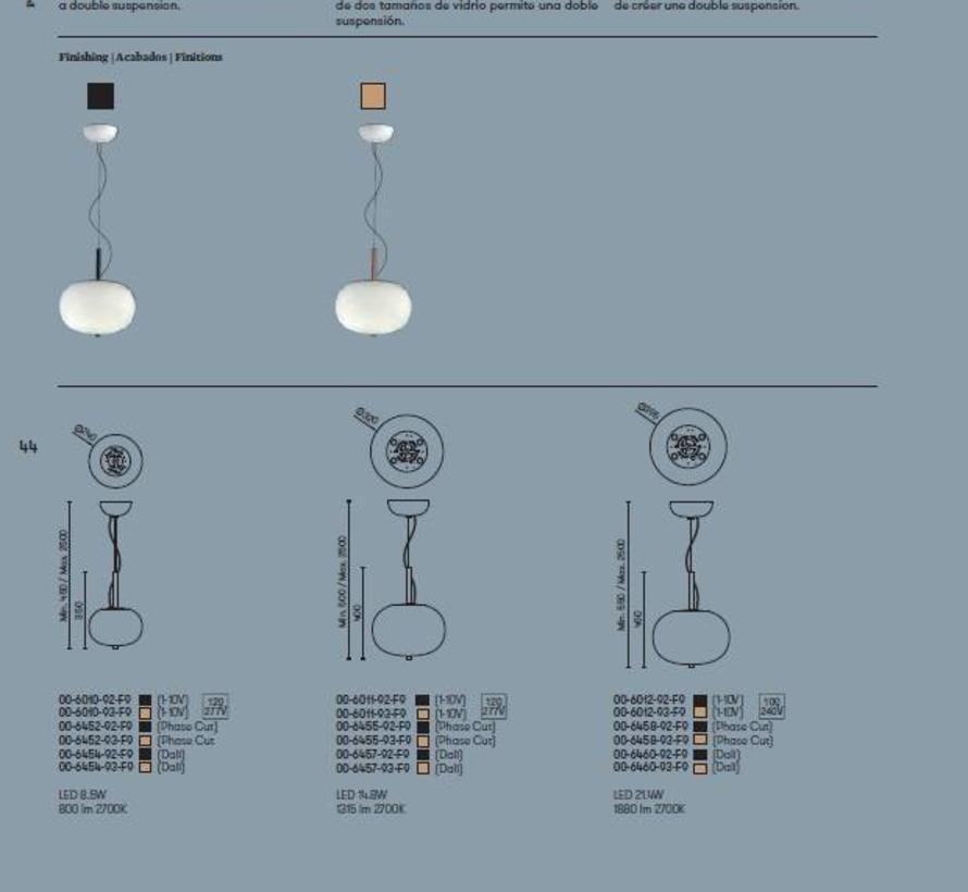 iLargi led hanglamp