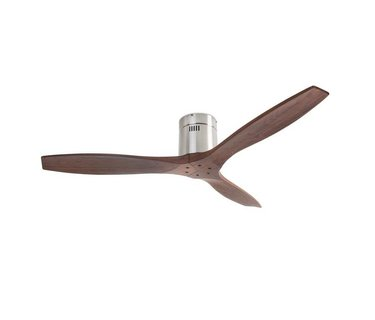 Ceiling fans with and without lighting