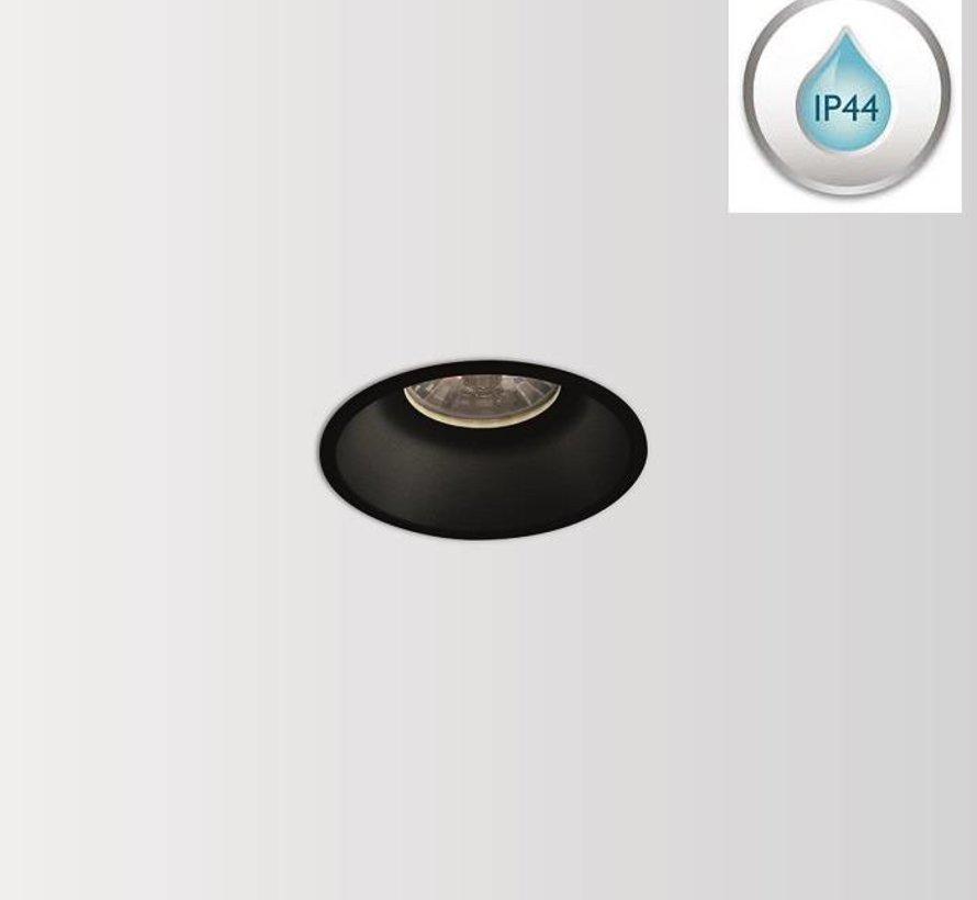 Deep IP44 1.0 PAR16 vaste en verdiepte Led inbouwspot GU10