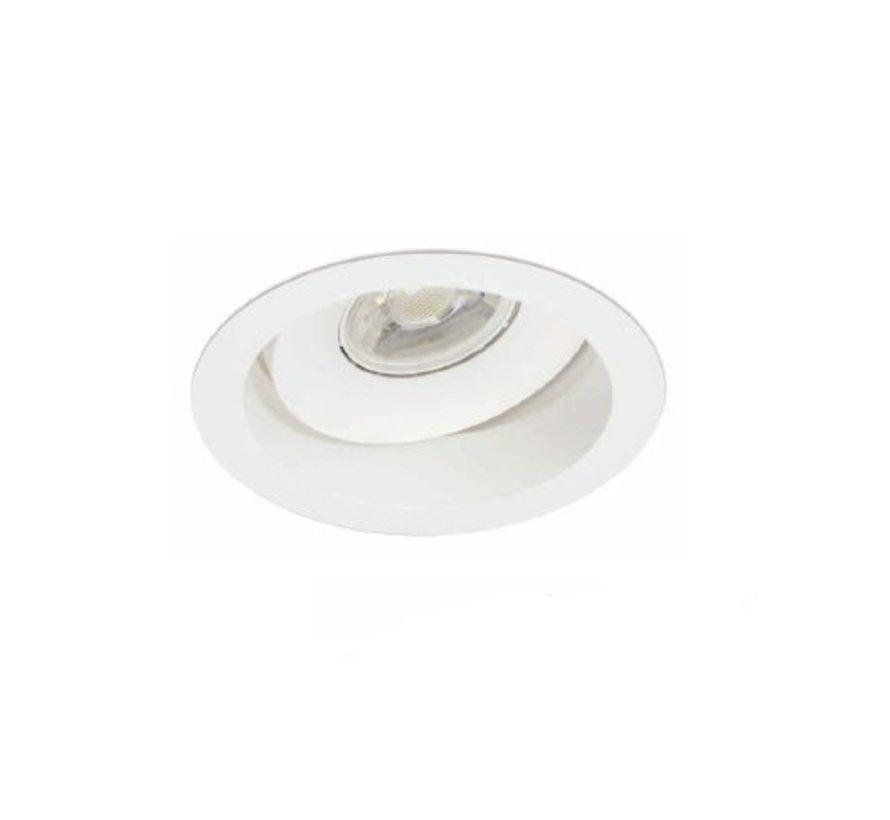Venus adjustable recessed ceiling GU10
