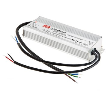 HLG-185H-24B led driver 24VDC-185W IP67 dimbaar