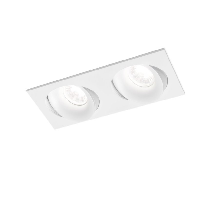 Ron 2.0 LED dimmable recessed spot 7-10W orientable