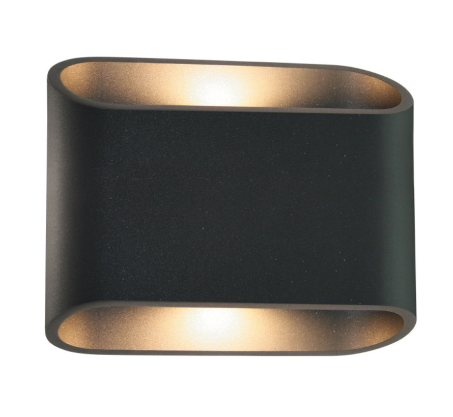 Diago Led up-down wall surface 8.2W-3000K  in antracite