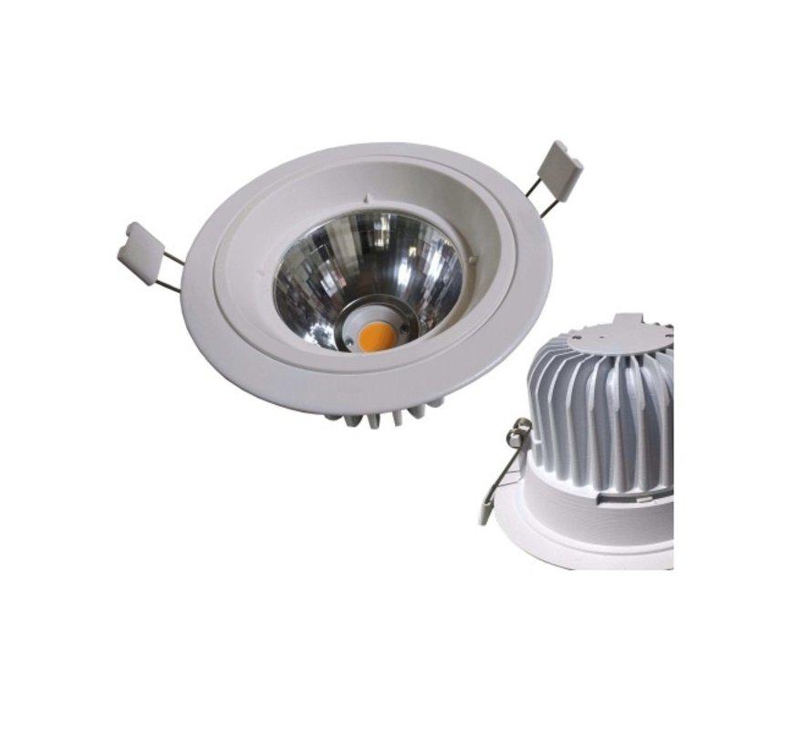Meteor LED downlighter 25-43Watt CRI90
