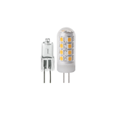 Megaman MM09229 G4 ledlamp 12Volt-2,5Watt 2800K