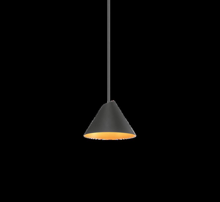 Shiek 2.0 LED hanglamp Ø252mm 11Watt 1800-2850K dimbaar