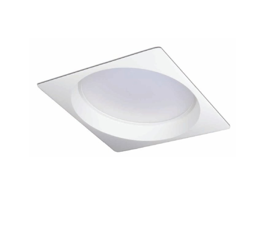 Lim Square led downlight 7-35Watt wit