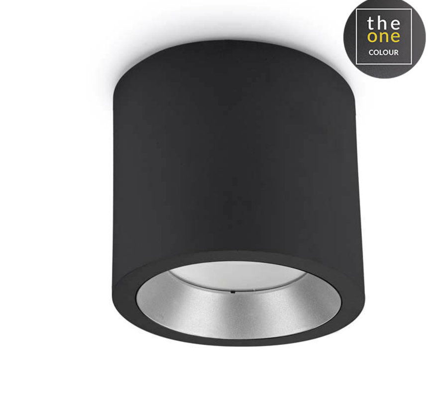 Cosmos Led outdoor Ø168mm opbouwspot 23W-3000K