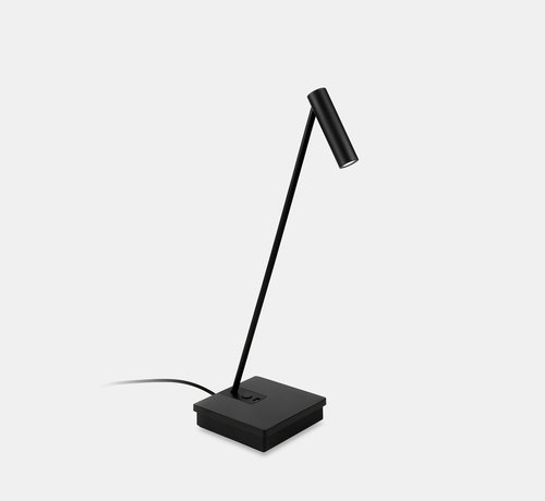 Leds-C4 Elamp Led bureaulamp dimbaar met USB charger