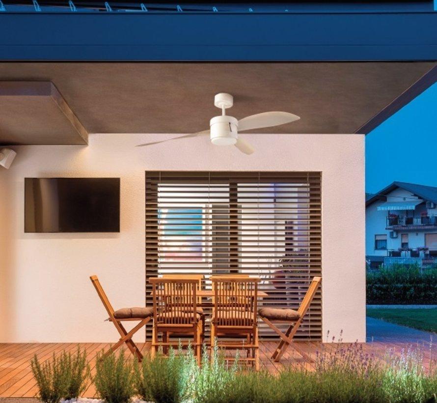 Tramuntana Outdoor Ø1420mm white with 18.8W-3000K LED lighting