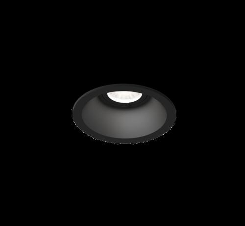 Wever & Ducre Deep petit 1.0 LED 6Watt vaste en verdiepte Led inbouwspot