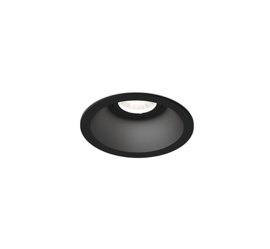 Deep Petit 1.0 LED 6Watt CRI> 90 fixed LED recessed spot