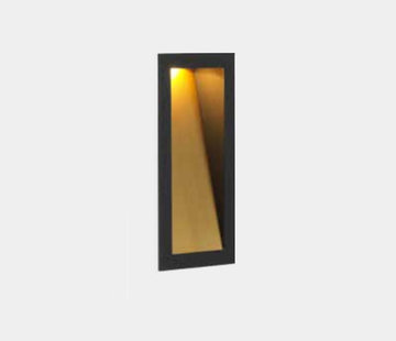 Wever-Ducre Themis 1.7 led wall recessed 4-5W 2700-3000K