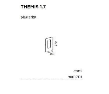 Wever-Ducre Plasterkit voor Themis 1.7