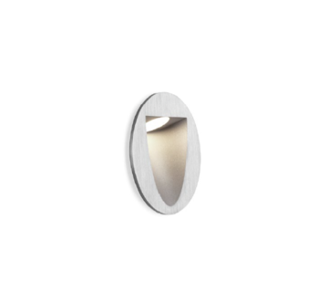 Wever-Ducre Smile In 1.0 led wand inbouw rond 4/6W-3000K