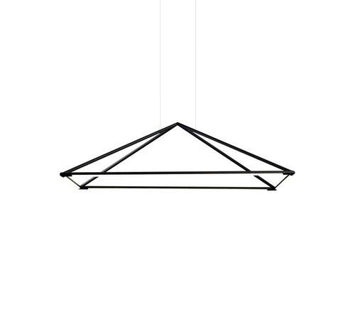 Grok Tubs LED hanglamp 80 x 120cm  48Watt-3000K