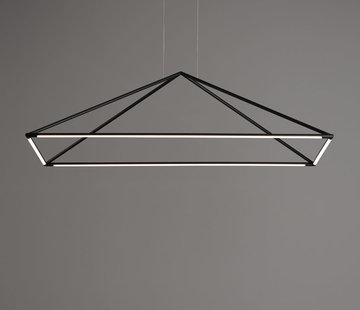 Grok Tubs LED hanglamp 60 x 90cm  36Watt-3000K