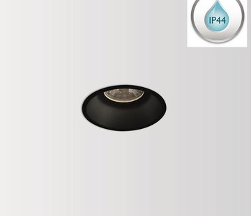 Wever-Ducre Deep IP44 1.0 LED 7-10Watt fixed and recessed recessed spot