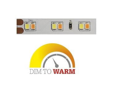 Dim to Warm ledstrips voor iedere sfeer