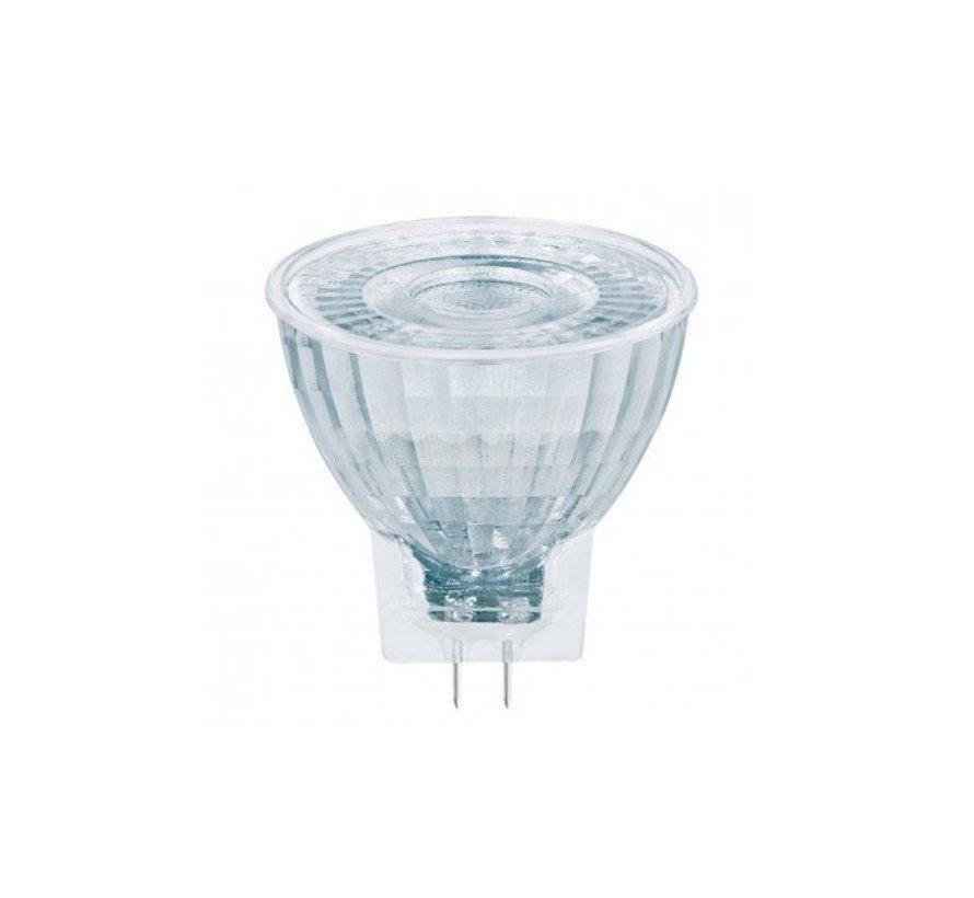 Osram LED MR11 3.2W/927 36D GU4 Ø3.5cm Dimbaar 184lm 25.000uur